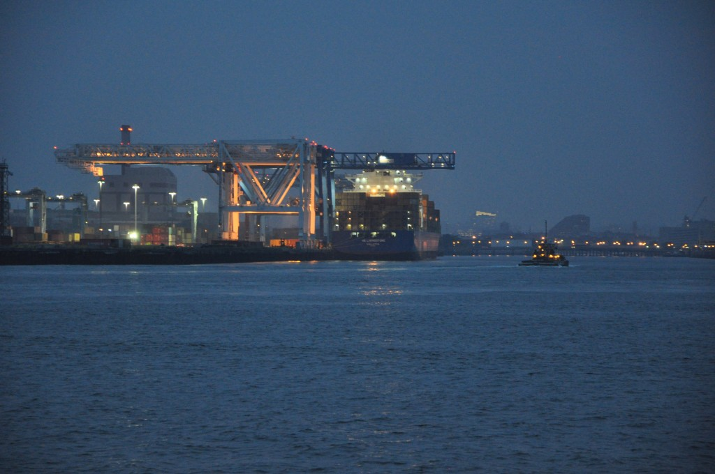 boston harbor port