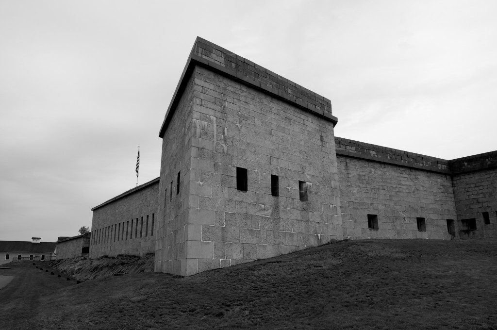 New London Fort